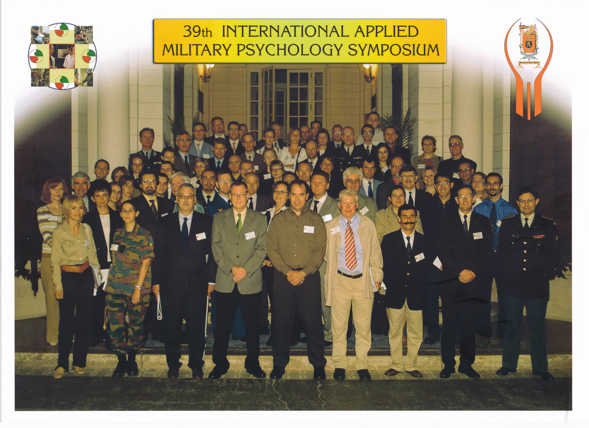 IAMPS 2003 Group Photo