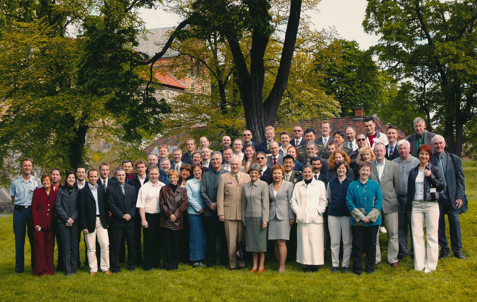 IAMPS 2004 Group Photo