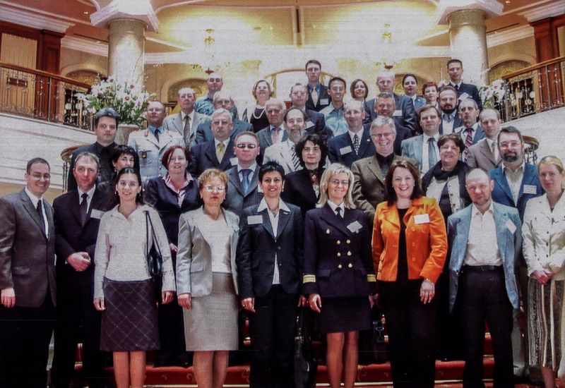 IAMPS 2006 Group Photo