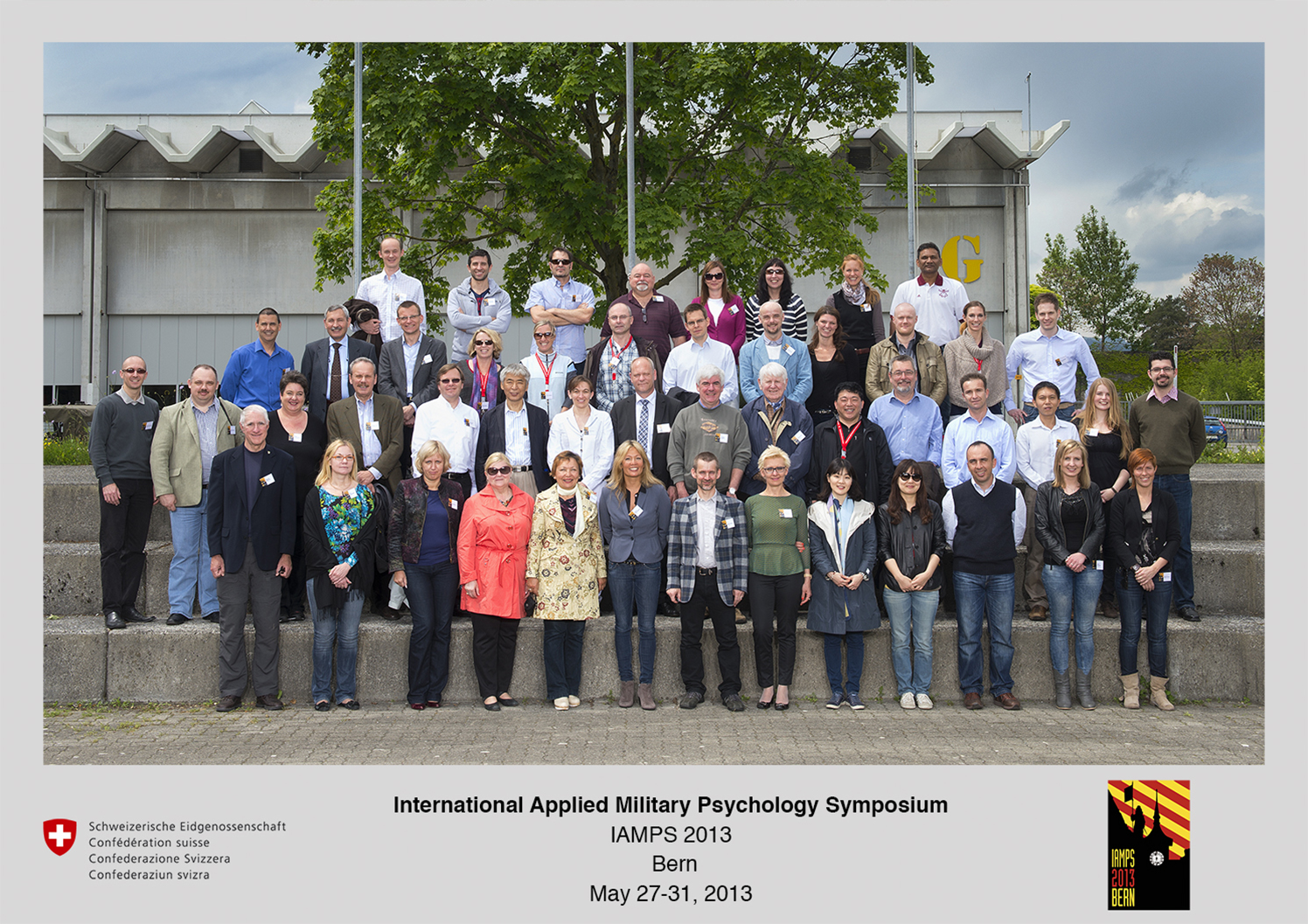 IAMPS 2013 Group Photo