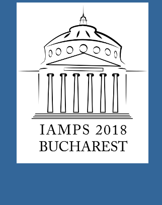 IAMPS 2018 Logo